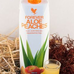 Forever Aloe Bits N´ Peaches │ For a Healthy Life