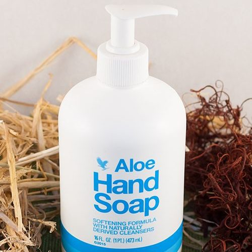 Aloe Hand Soap │ For a Healthy Life