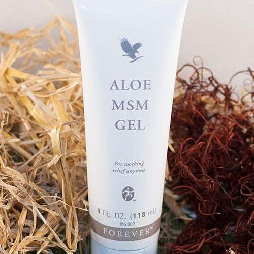 Aloe MSM Gel │ For a Healthy Life