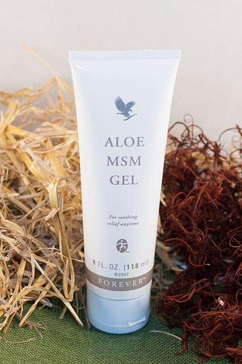 Aloe MSM Gel │ For a Healthy Life