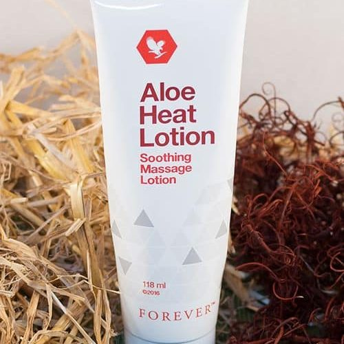 Aloe Heat Lotion │ For a Healthy Life