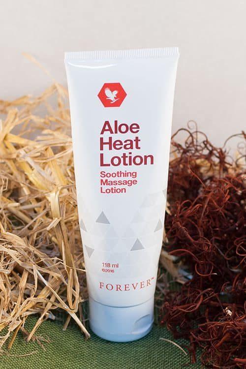 Aloe Heat Lotion │ For a Healthy Life