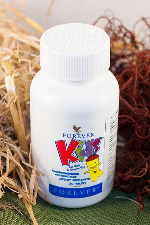 Vitamíny pre deti │ For a Healthy Life
