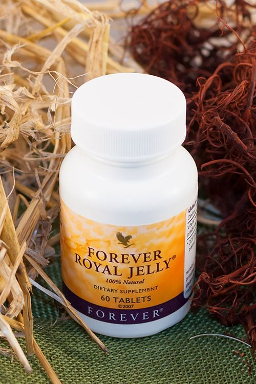 Forever Royal Jelly │ For a Healthy Life