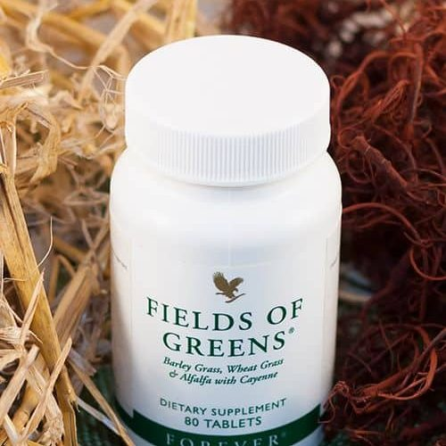 Forever Fields of Greens │ For a Healthy Life