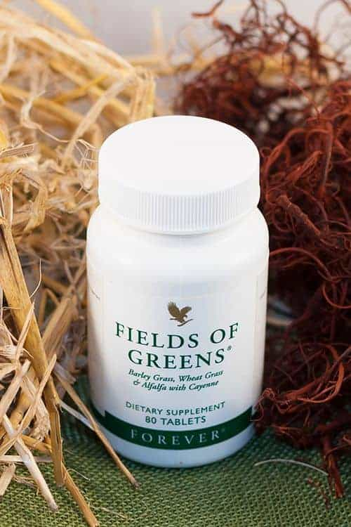 Fields of Greens │ For a Healthy Life