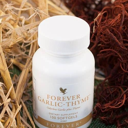 Forever Garlic-Thyme │ For a Healthy Life