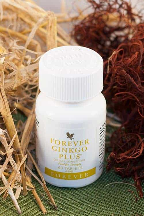 Forever Ginkgo Plus │ For a Healthy Life