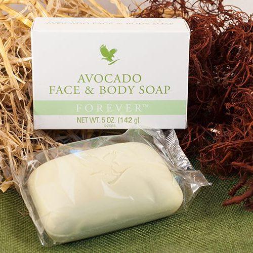 Avocado Face & Body Soap │ For a Healthy Life