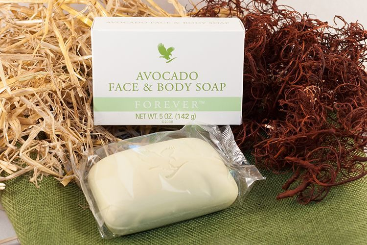 Avocado Face & Body Soap │ For a Healthy Life