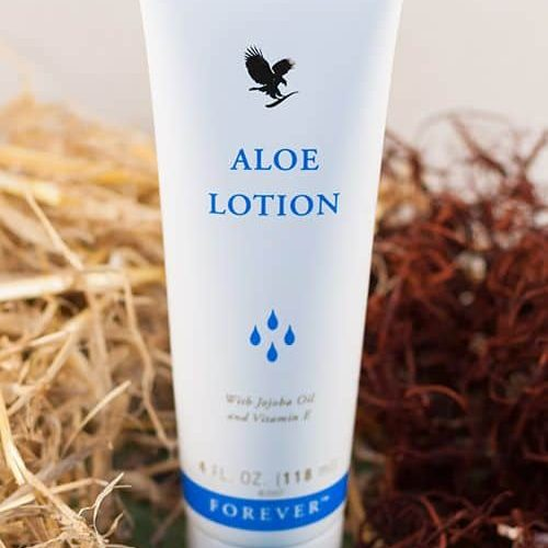Aloe Lotion │ For a Healthy Life