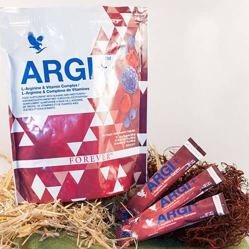 Forever Argi+ │ For a Healthy Life