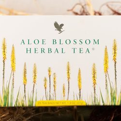 Aloe Blossom Herbal Tea │ For a Healthy Life