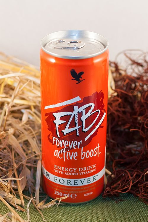 FAB Forever Active Boost │ For a Healthy Life