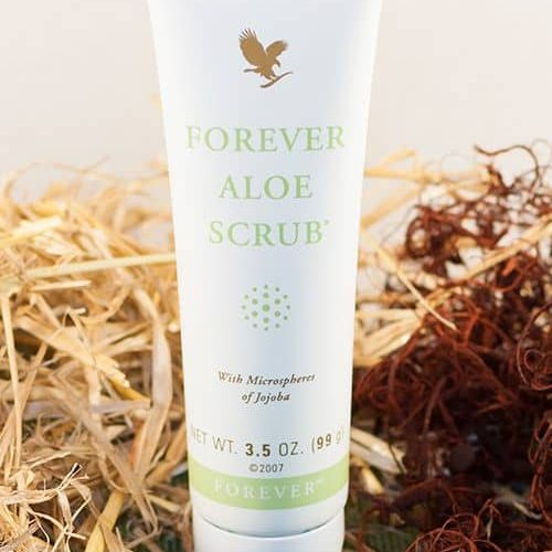 Forever Aloe Scrub │ For a Healthy Life