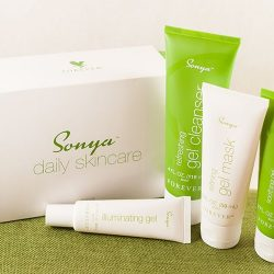 Sonya Daily Skincare System │ For a Healthy Life