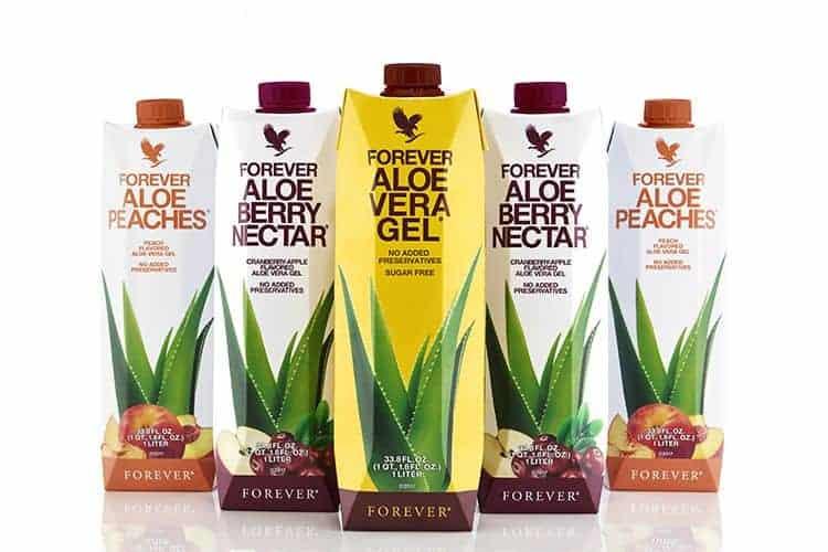 Aloe nápoje │ For a Healthy Life