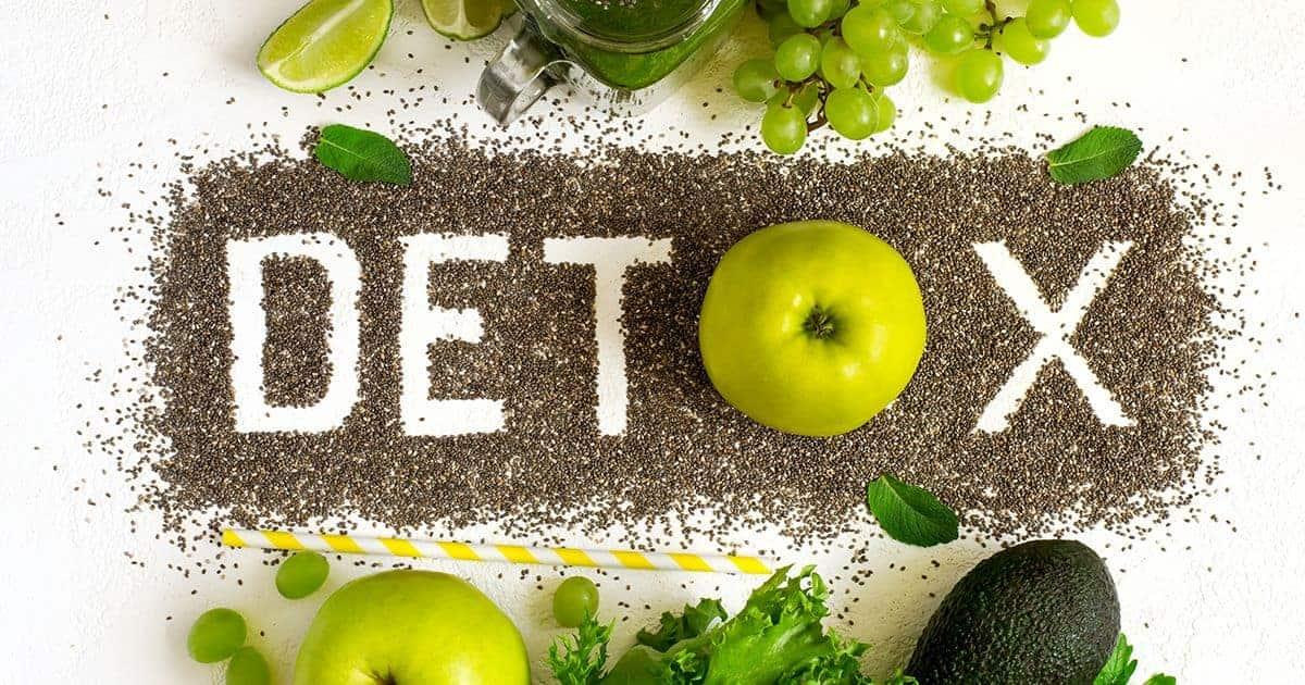 Detoxikácia - vnútorná očista organizmu │ For a Healthy Life