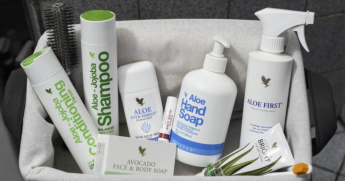 Prírodná kozmetika a drogéria │ For a Healthy Life