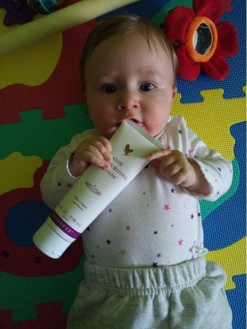 Obľúbený detský krém │ For a Healthy Life