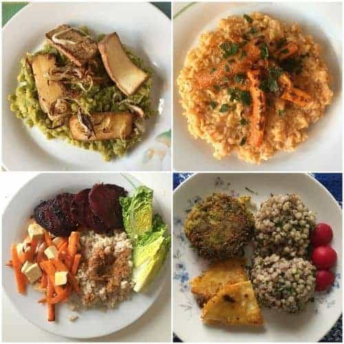 Zdravé vegetariánske recepty │ For a Healthy Life