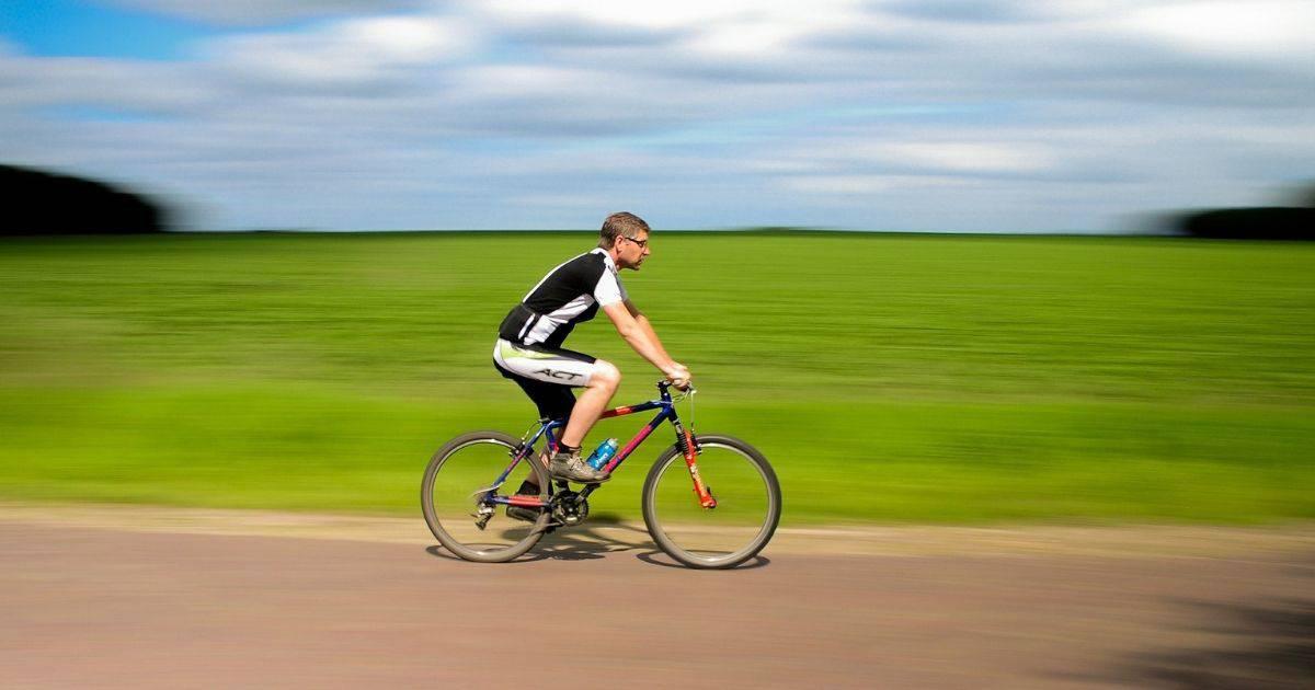Kĺbová výživa aj pre cyklistov │ For a Healthy Life