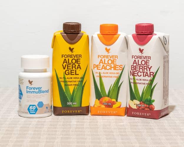 Zdravá imunita │ For a Healthy Life
