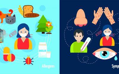Ako zmierniť alergiu pomocou prírodných prípravkov?