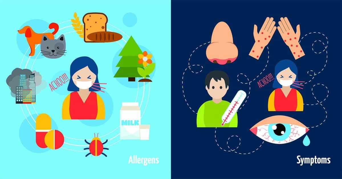 Ako zmierniť alergie pomocou prírodných prípravkov │ For a Healthy Life