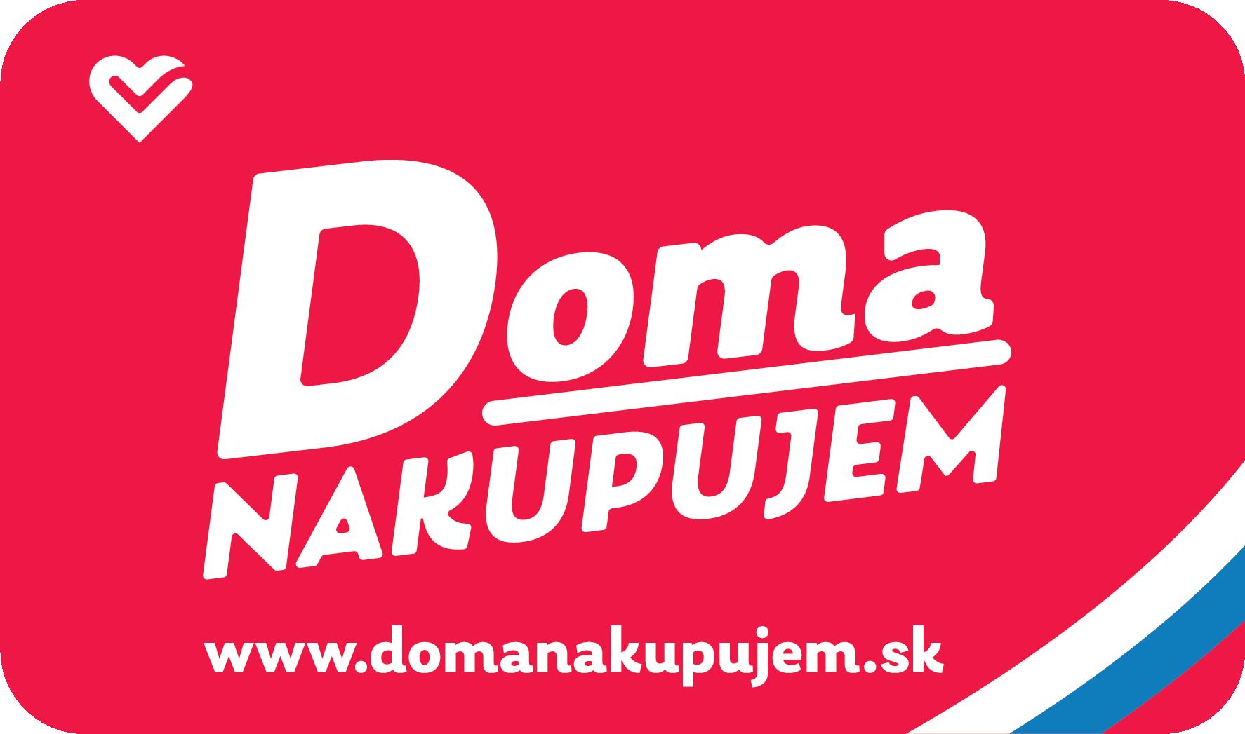 Iniciatíva Doma nakupujem Slovenská sporiteľňa | For a Healthy Life
