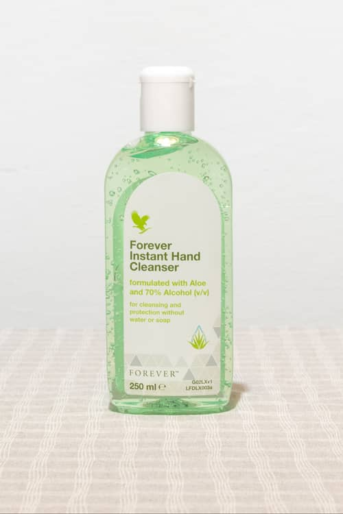 Forever Instant Hand Cleanser │ For a Healthy Life