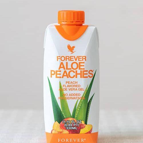 Forever Aloe Peaches Mini │ For a Healthy Life