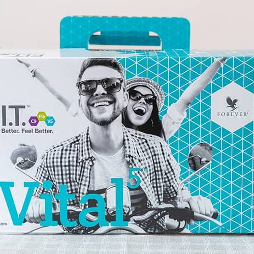 Forever Vital 5 │ For a Healthy Life