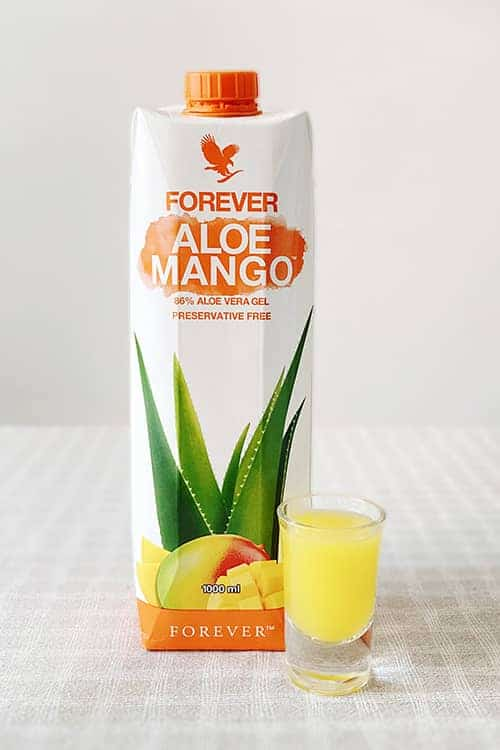 Forever Aloe Mango │ For a Healthy Life